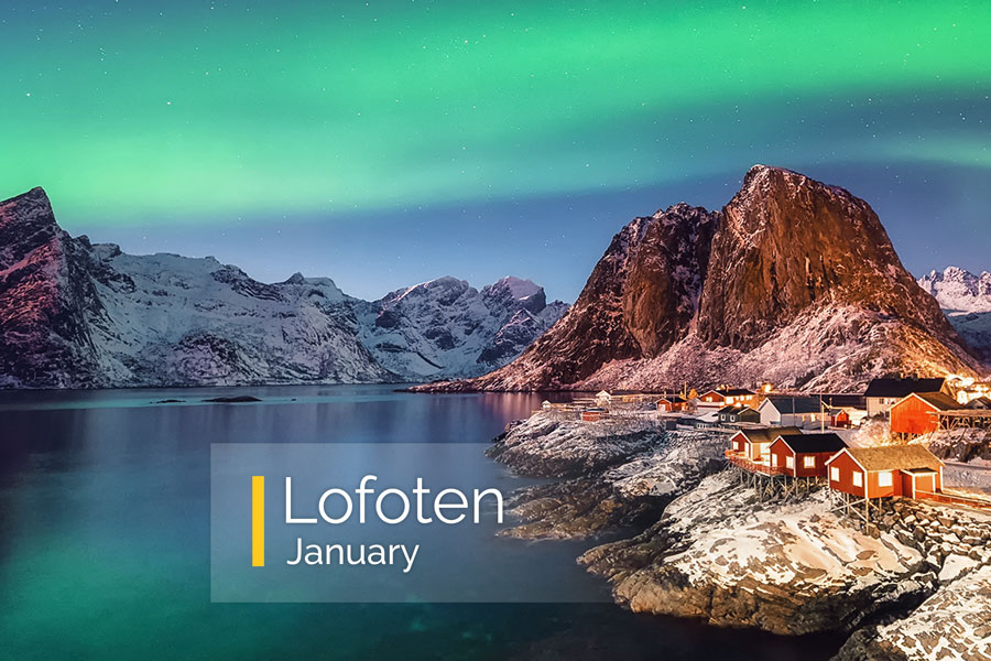 Norway - Lofoten Photography workshop