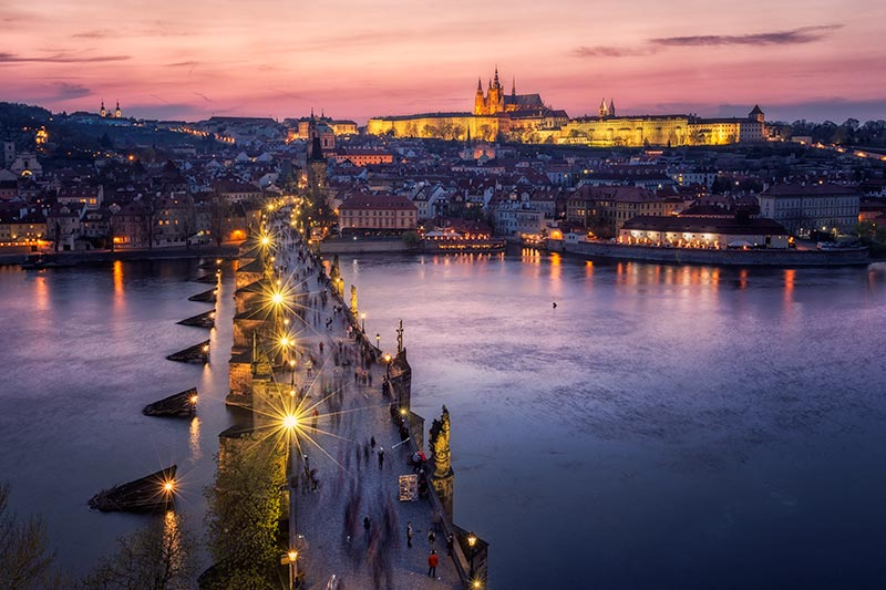 Prague photo workshop, Martin Bisof
