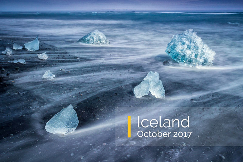 Iceland Photo Workshop, Inscape Photo Tours