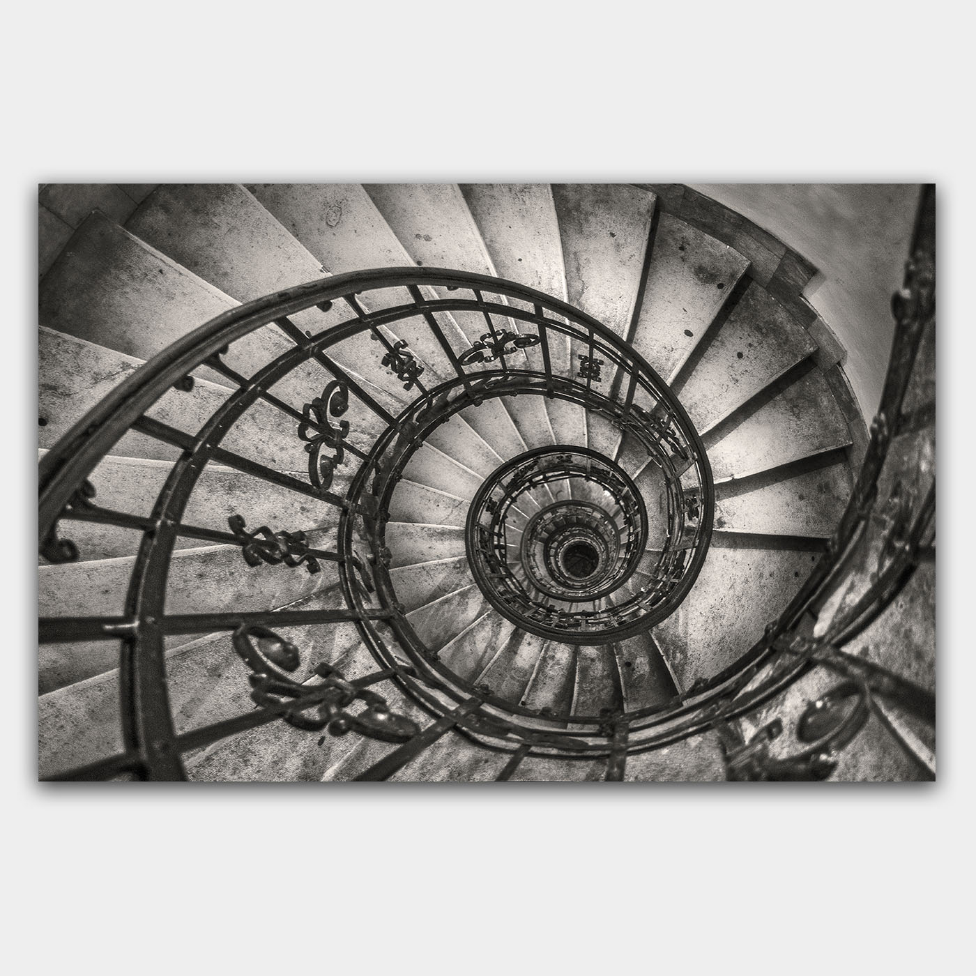 Spiral Staircase, Hungary - Martin Bisof | Photography