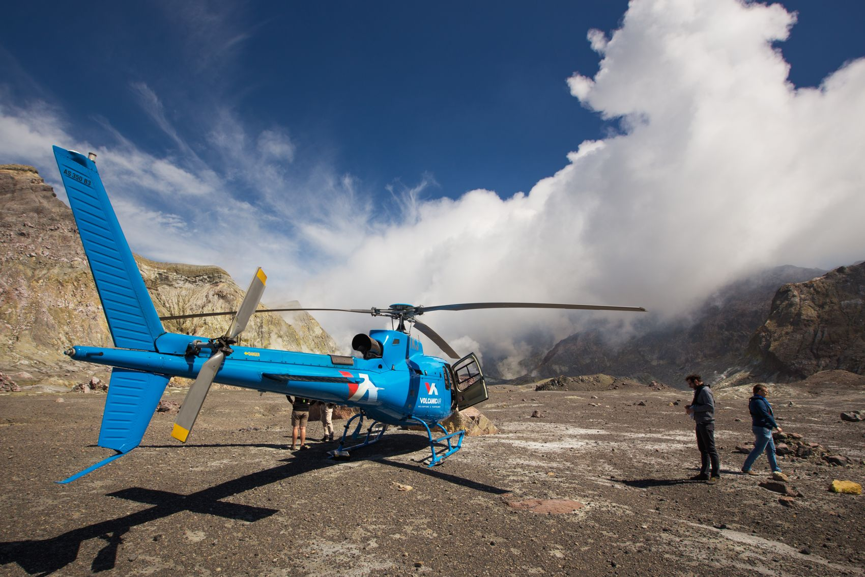 New Zealand Shooting Gallery: Shooting For Travel Magazine In New Zealand